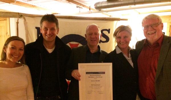 Gavetildeling Redningsselskapet Troms Desember2014