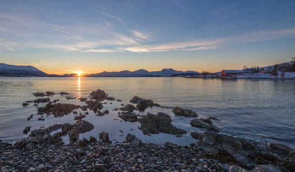 Første Solglimt-Foto Kjell Ole Leiknes